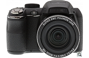 image of Fujifilm FinePix S4000