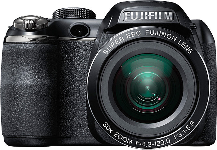 Fujifilm S4500 Review Specifications