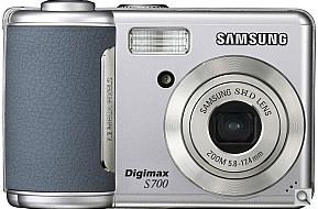 image of Samsung Digimax S700