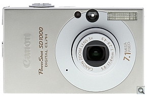 image of Canon PowerShot SD1000