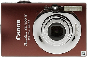 image of Canon PowerShot SD1100 IS