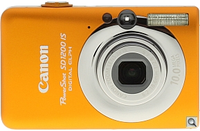 image of Canon PowerShot SD1200 IS