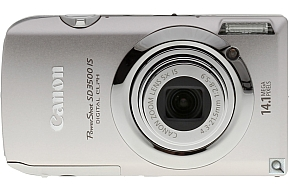 image of Canon PowerShot SD3500 IS