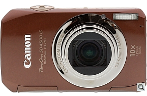 image of Canon PowerShot SD4500 IS
