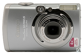 image of Canon PowerShot SD700 IS