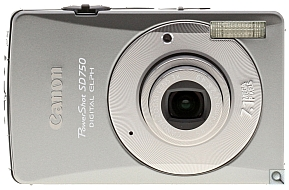 image of Canon PowerShot SD750
