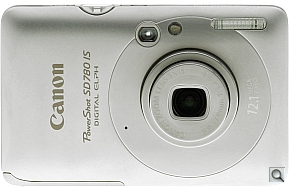 image of Canon PowerShot SD780 IS