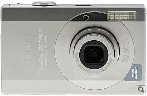 image of Canon PowerShot SD790 IS