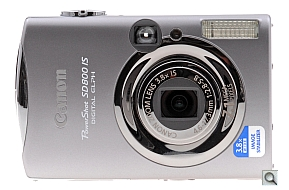image of Canon PowerShot SD800 IS