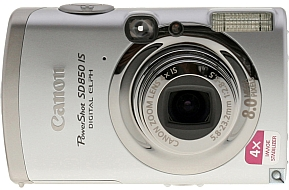 image of Canon PowerShot SD850 IS
