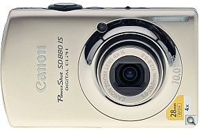 image of Canon PowerShot SD880 IS