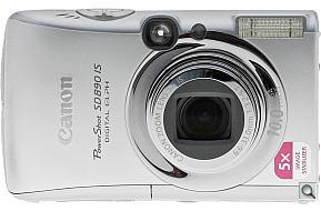 image of Canon PowerShot SD890 IS