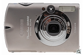 image of Canon PowerShot SD900