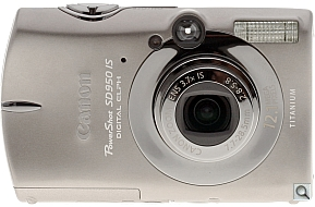 image of Canon PowerShot SD950 IS