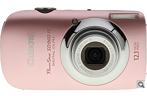 image of Canon PowerShot SD960 IS
