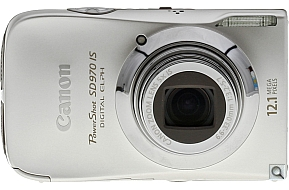 image of Canon PowerShot SD970 IS