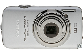 image of Canon PowerShot SD980 IS