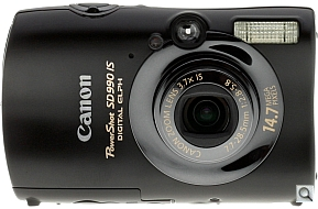 image of Canon PowerShot SD990 IS