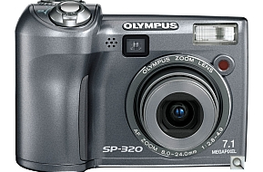 image of Olympus SP-320