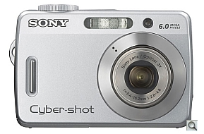 image of Sony Cyber-shot DSC-S500