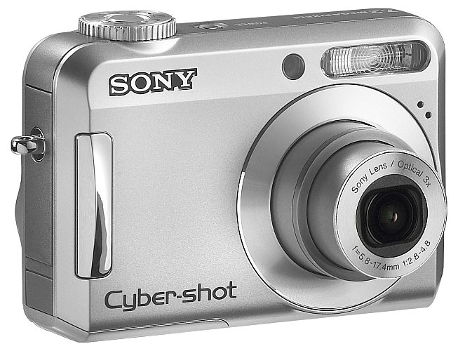 Sony Dsc S650 Review