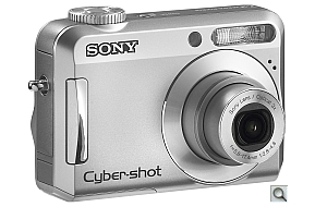 image of Sony Cyber-shot DSC-S650