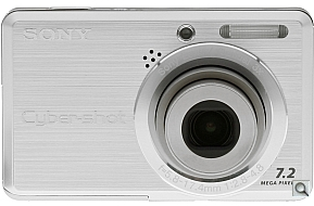 image of Sony Cyber-shot DSC-S750
