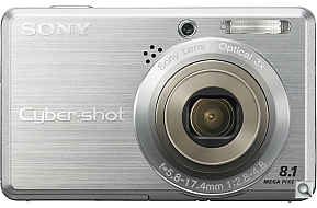 image of Sony Cyber-shot DSC-S780