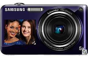 image of Samsung DualView ST600