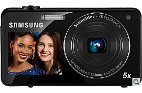 image of Samsung DualView ST700