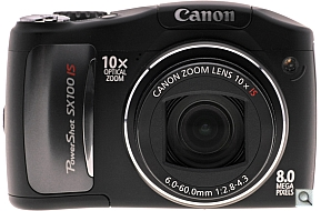 image of Canon PowerShot SX100 IS