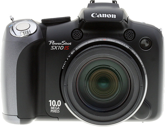 Canon Sx10 Is Review
