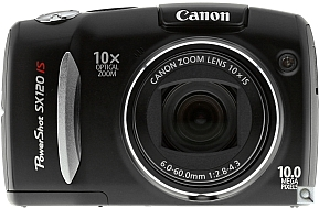 image of Canon PowerShot SX120 IS