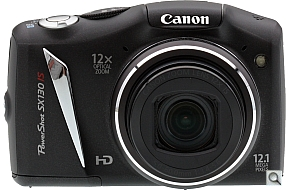 image of Canon PowerShot SX130 IS