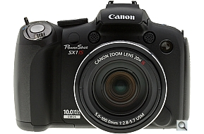 image of Canon PowerShot SX1 IS