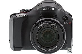image of Canon PowerShot SX30 IS