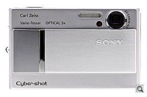 image of Sony Cyber-shot DSC-T10