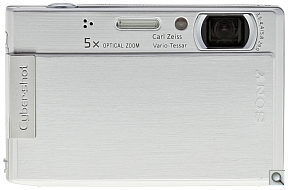 image of Sony Cyber-shot DSC-T100