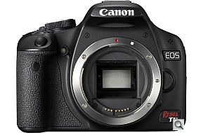 image of Canon EOS Rebel T1i (EOS 500D)