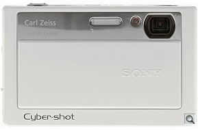 image of Sony Cyber-shot DSC-T20
