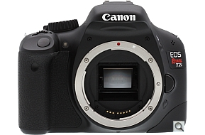 image of Canon EOS Rebel T2i (EOS 550D)