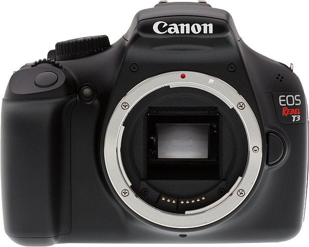 Canon T3 Review