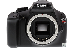 image of Canon EOS Rebel T3 (EOS 1100D)
