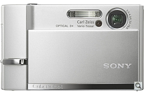 image of Sony Cyber-shot DSC-T30