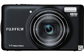 image of Fujifilm FinePix T350