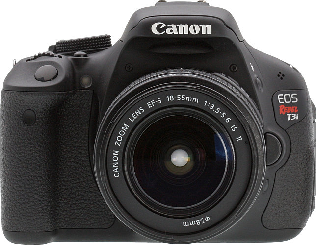 Canon T3i Review Modes Amp Menus