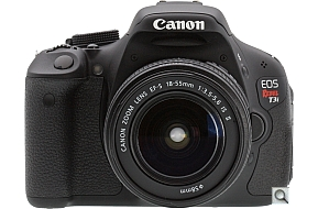 image of Canon EOS Rebel T3i (EOS 600D)