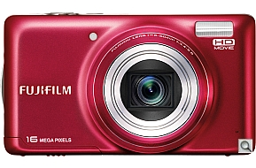 image of Fujifilm FinePix T400