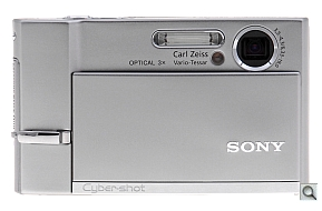 image of Sony Cyber-shot DSC-T50