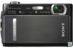 image of Sony Cyber-shot DSC-T500